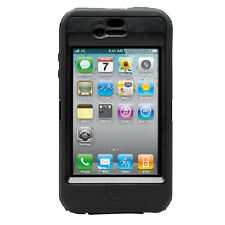 NEUF origine otterbox defender noir coque Pour iPhone 4