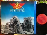 Aerosmith ~ Rock In A Hard Place ~1982 1st Press FC 38061 ~ Vinyl=EX | Cover=VG+