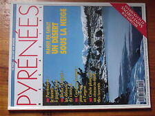 $a Revue Pyrenees Magazine N°19 Massif du Carlit  Puymorens  Bielsa  St-Girons