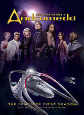 Andromeda - Season 1 Collection (DVD, 2011, 6-Disc Set, Canadian)