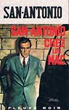 San Antonio Chez Les Mac   San Antonio    Fleuve Noir