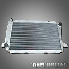 3 Row 56MM Aluminum Radiator For Ford F150 F250 F350 Bronco Pickup V8 AT 83-97