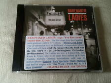 BARENAKED LADIES - YOU RUN AWAY - 2010 PROMO CD SINGLE