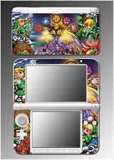 Legend of Zelda Skyward Sword Twilight Princess Game Skin Cover Nintendo 3DS XL