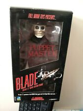 """PUPPET MASTER 12"""" BLADE  FULL MOON TOYS FREE SHIPPING!"""