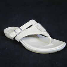 Women's 100% Leather Slip On, Mules Casual Sandals & Beach Shoes