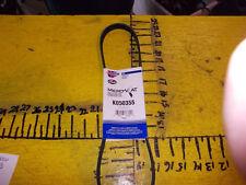 New 84-03 04 05 06 BMW Ford Mercury Carquest K050355 Micro-V AT Serpentine Belt