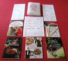 B/NEW SLIMMING WORLD STARTER PACK + 2017 11 EVERYDAY MENUS & MOTIVATION BOOK