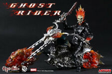 Zhobi Toy 1/9 Scale Marvel Ghost Rider Action Figure LED Toys IN STOCK Gifts
