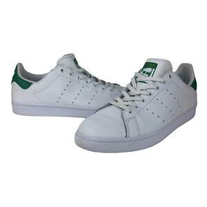 Adidas Skateboarding Sam Smith Size 13 White & Green 2016