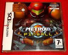 METROID PRIME PINBALL Nintendo Ds Versione Ufficiale Italiana ○○  NUOVO
