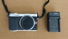Panasonic Lumix DMC-GX7 Mirrorless digital camera body. Micro four thirds