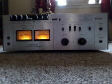 Vintage Teac A-440 Cassette Deck Circa 1975 *For Parts or Repair*Read*