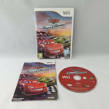 Nintendo Wii - Cars Race-O-Rama