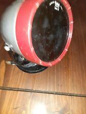 """Vintage Kodak Series 68 Xray Dark Room Safe Light Illuminating Red Filter 5.5"""""""