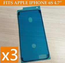 3 x Original Strong Dust Tape Sticker Adhesive Strips Screen Repair iPhone 6S