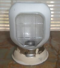 Vintage Kitchen/Bathroom Light Fixture with Glass Globe