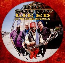BIG SOUND OF LIL ED and THE IMP - LIL ED and THE BLUES IMPERIALS [CD]