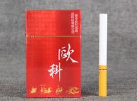 Bestnote Yunnan Pu-erh Tee Zigarette kein Tabak kein Nikotin Gewicht China Puer