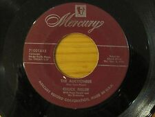 "++= Vintage ""The Auctioneer"" by Chuck Miller 45 rpm record"