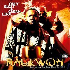 RAEKWON - ONLY BUILT 4 CUBAN LINX 2 VINYL LP NEU