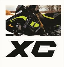 POLARIS AXYS XC small decal indy RUSH 800 600 PRO S X AXYS 120 137 144 155 163