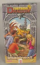 Fortress of the Dragon Imaginext 2003 vhs new fisher price
