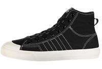 Adidas Originals Nizza Hi RF Black/White Casual Shoes Men's (Size: 11~13) F34057