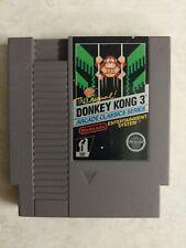 Donkey kong 3 nes (5 screw)
