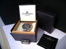Jacques Lemans Geneve - Chronograph - G-195 Swiss - Herrenuhr - Saphirglas - OVP