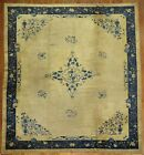 Antique Chinese Peking Rug Size 12'x14'
