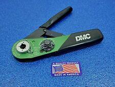 DMC DANIELS MINIATURE ADJUSTABLE CRIMP TOOL MH860 M22520/7-01 NEW SURPLUS LOT