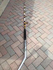 Vintage Tycoon Fin-Nor Hrh Rod Guides Big Game Unlimited Class Fishing Rod