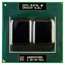 Intel Q9000 2,0 GHz 6 MB 1066 MHz quad core PGA478 para GM45 PM45 q9100