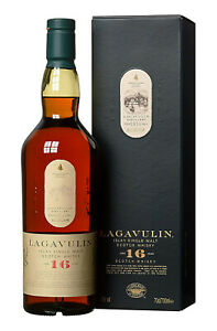 Lagavulin 16 Jahre Islay Single Malt Scotch Whisky  0.7 Liter 43% Vol