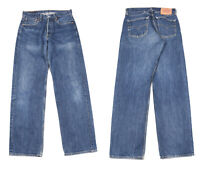 Levi's Strauss 561 Vintage Bleu Jeans Jambe Droite Hommes Jean W30 L32