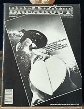 Breakout: Volume 1, Number 6, 1980 - San Diego Classic