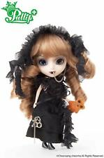 Little Pullip Jun Planning Groove Fashion Posable Figure Doll New LP-418 Noir