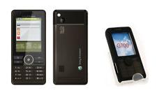 Housse Etui Silicone (NOIR) ~ Sony Ericsson G700