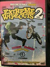 Extreme Wipeouts Volume 2 region 4 DVD (sports)