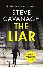 The Liar by Steve Cavanagh (Paperback, 2017)