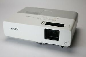 Epson PowerLite 83+ EMP-83H LCD Projector Less Than 300 Lamp Hours