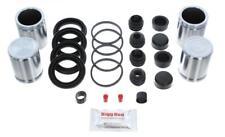 for VW CRAFTER 2006-16 FRONT L & R Brake Caliper Repair Kit +Pistons (BRKP365)