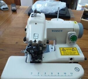 BARGAIN Wimsew CM500 blindhemmer. Excellent condition,  had no real useage.