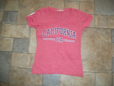 *Brave Soul Red & White T Shirt Size M Good Condition**