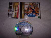 Japan Used GUNBIRD Atlus Sega Saturn