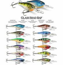 Rapala Glass Shad Rap // GSR07 // 7cm 12g Fishing Lures (Various Colors)