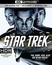 STAR TREK : 11 XI (4K ULTRA HD) -  Blu Ray - Sealed Region free