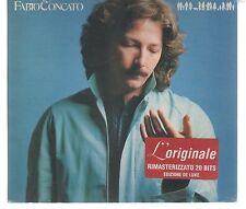FABIO CONCATO OMONIMO  CD F.C. DIGIPACK SIGILLATO!!