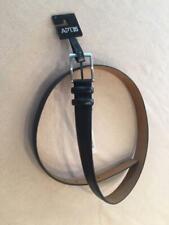 Apt 9 Mens Black Dress Belt - Waist Size 38